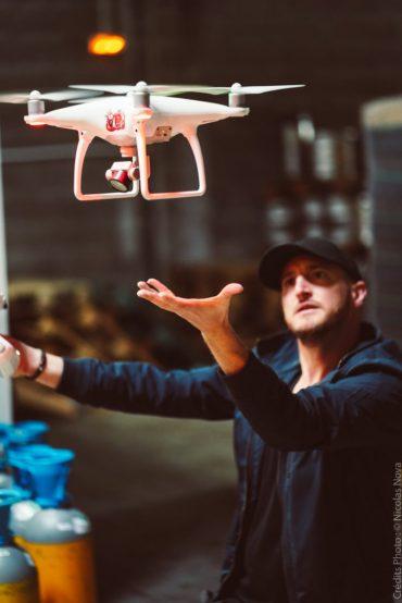 Dazz le Maître Drone