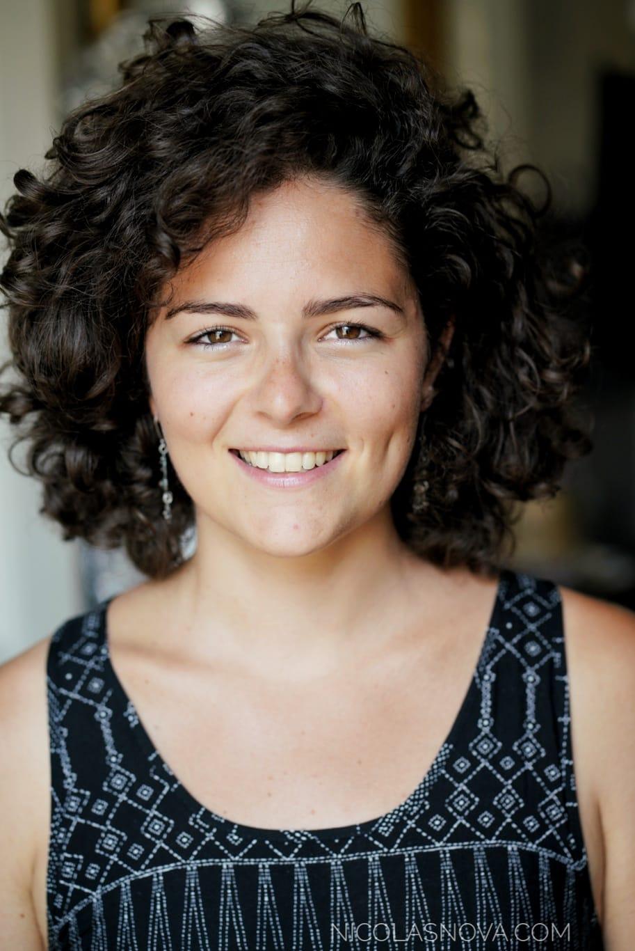 Claire Guillot, Professeur de Hatha Yoga