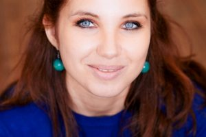 Aude Rutter, Responsable Communication INSEEC