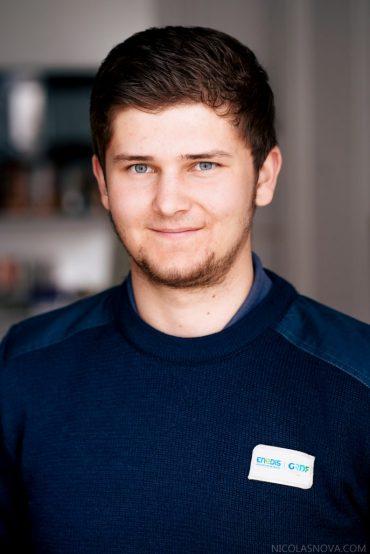 Julien B., Agent GRDF